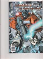 Transformers 2009 #1 2nd Print - a