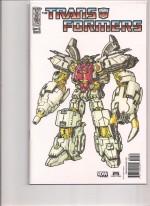 Transformers 2009 #2 RI IDW- a