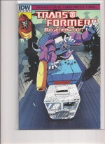 Transformers Regeneration One Variant - a