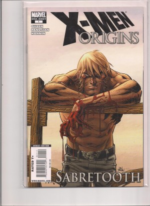 X-Men Origins – Sabretooth – a