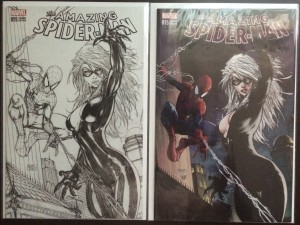 ASM Aspen #15 2016 2 Comic Set
