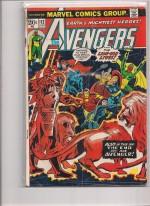 Avengers #112 GD - 7-22-16