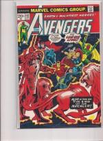 Avengers #112 VF - 7-22-16