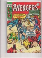 Avengers #83 FN - a