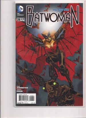 Batwoman #28 Variant