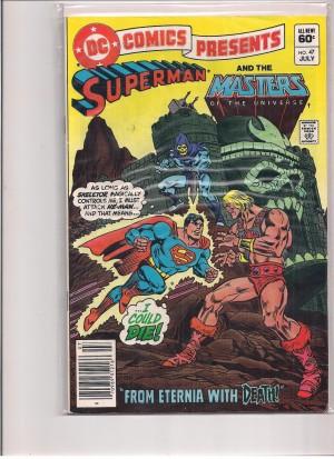 DC Comics Presents #47 VG – 7-12-16
