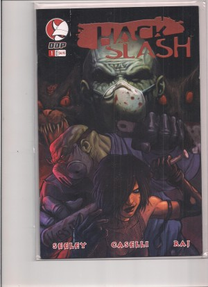 Hack Slash 2004 #1 FN – 7-11-16 – a
