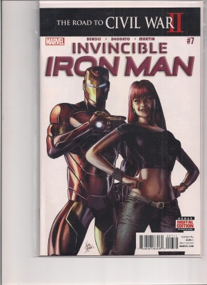 Invincible Iron Man #7 – c