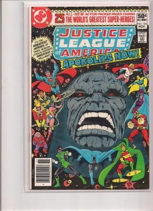Justice League of America #184 – a