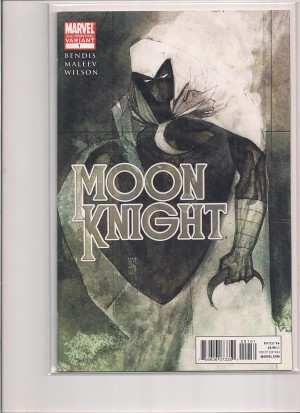 Moon Knight #1 2nd Print – a