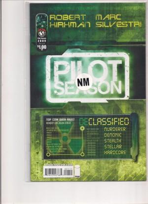 PIlot Season Declassified #1 2009 – a