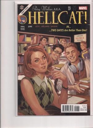Patsy Walker aka Hellcat #7 Var – a