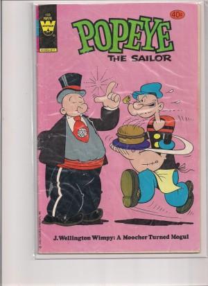 Popeye #159 – a