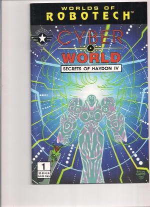 Robotech Cyber World Secrets of Haydon IV – a – 6-30-16
