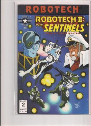 Robotech II Sentinels Book 4 #2 – 7-5-16