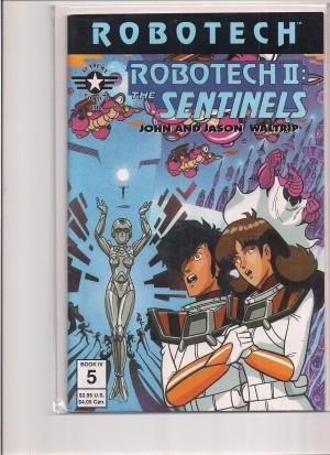 Robotech II Sentinels Book 4 #5 – 7-5-16