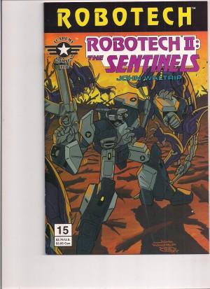 Robotech II the Sentinels Book III #15 – 6-30-16