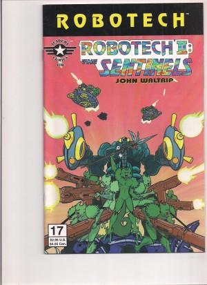 Robotech II the Sentinels Book III #17 – 6-30-16