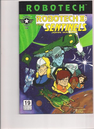 Robotech II the Sentinels Book III #19 – 6-30-16
