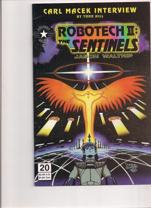 Robotech II the Sentinels Book III #20 – 6-30-16