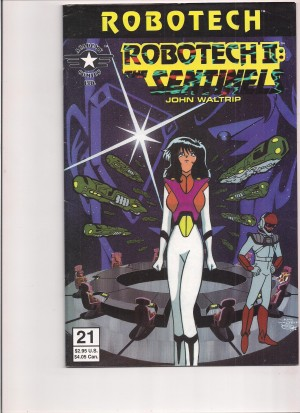 Robotech II the Sentinels Book III #21 – 6-30-16