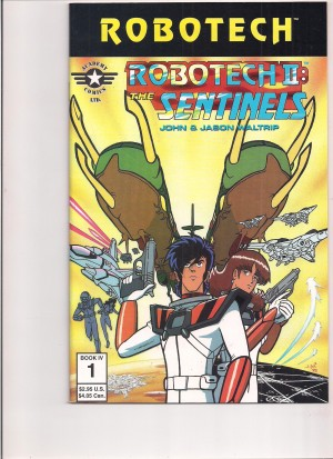 Robotech II the Sentinels Book IV #1 – 6-30-16