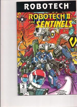 Robotech II the Sentinels Book IV #3 – 6-30-16
