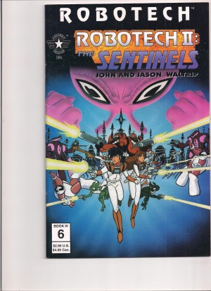 Robotech II the Sentinels Book IV #6 – 6-30-16
