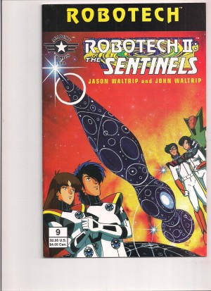 Robotech II the Sentinels Book IV #9 – 6-30-16