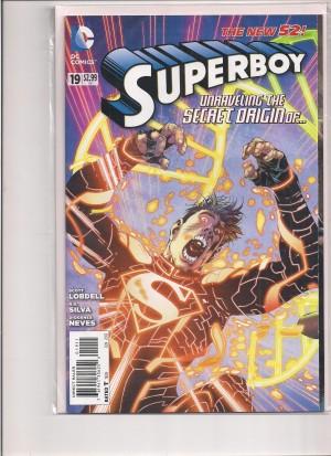 Superboy 2013 #19 – a