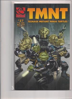 TMNT #27 Mirage – a