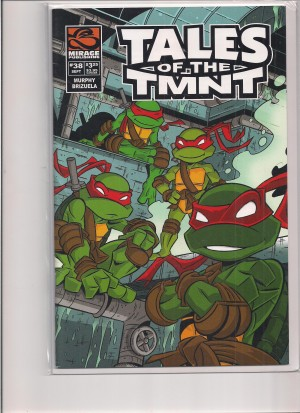 Tales of the TMNT #38 – a
