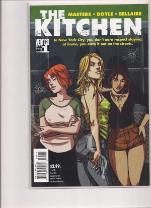 The Kitchen #1 Reg – a
