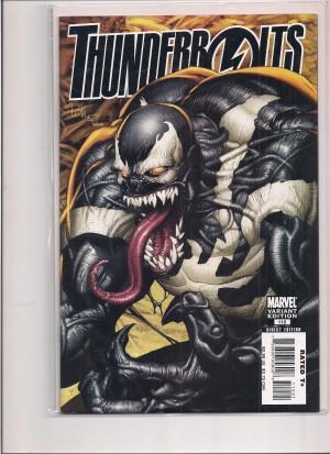 Thunderbolts #110 Venom Variant – a