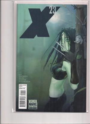 X-23 2010 #1 oneshot – b