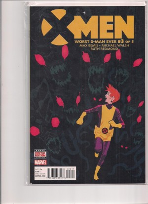 X-Men Worst Ever #3 NM – a