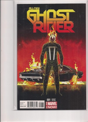 All-New Ghost Rider 2014 #1 1-25 – 8-5-16