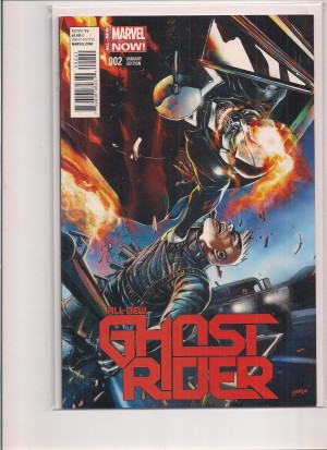 All-New Ghost Rider 2014 #2 1-25 – 8-5-16