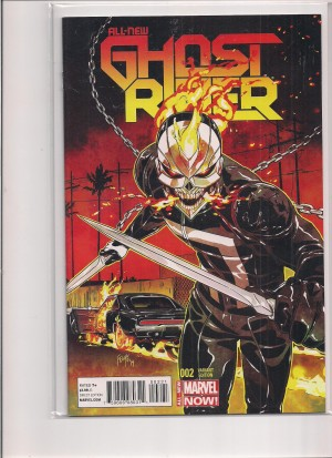 All-New Ghost Rider 2014 #2 1-50 – 8-5-16
