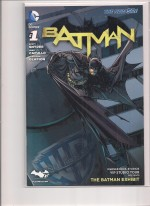 Batman 2011 #1 Exhibit - a