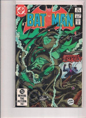 Batman #357 FN – 8-5-16