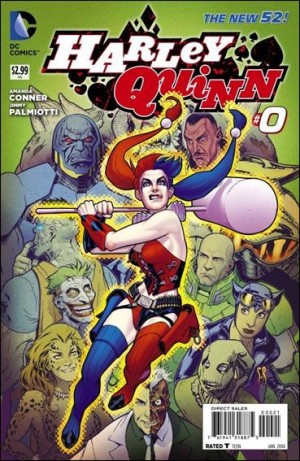 Harley Quinn 2014 0 1-25