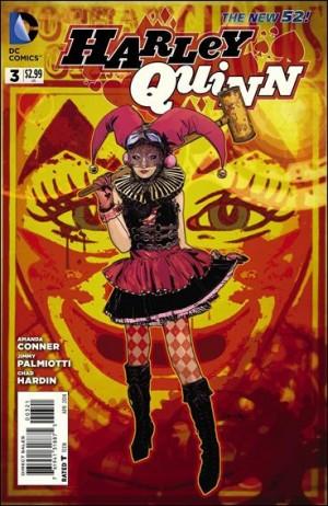 Harley Quinn 2014 3 1-25 steampunk