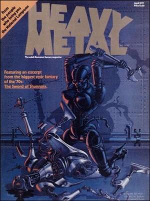 Heavy Metal 1977 1