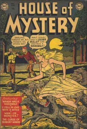House of Mystery 1951 1