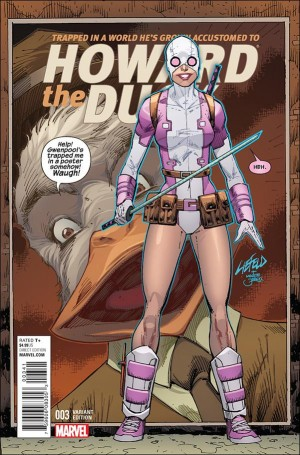 Howard The Duck 2016 3 1-25