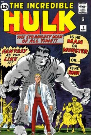 Hulk 1962 1