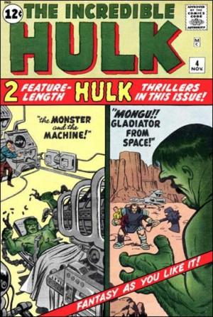 Hulk 1962 4