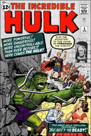 Hulk 1963 5