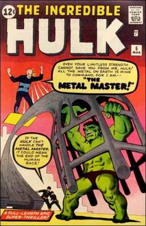 Hulk 1963 6